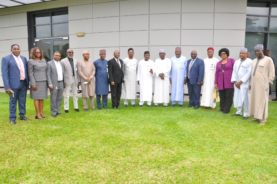 Department of Petroleum Resources Managements' Courtesy Visit to the Fund
